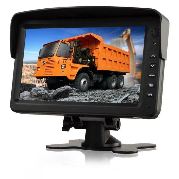 RVS-systemen Breedbeeld Digitale Monitor 7 inch RVM-760