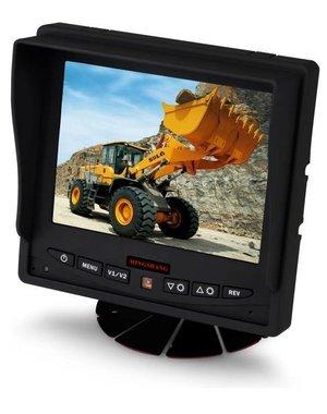 RVS-systemen 5 inch Professionele Monitor RVM-560