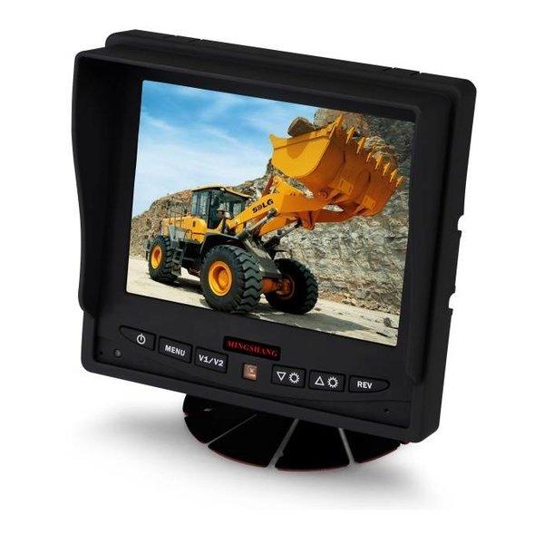 RVS-systemen Professionele Monitor 5 inch Digitaal RVM-560