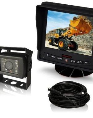 Achteruitrijcamera set R566-750