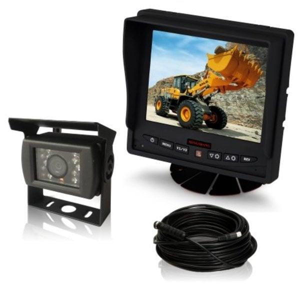 RVS-systemen Achteruitrijcamera Set R566-750