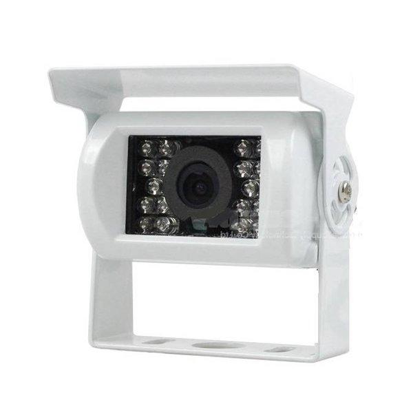 RVS-systemen Achteruitrijcamera met Wit Microfoon RVC-750W