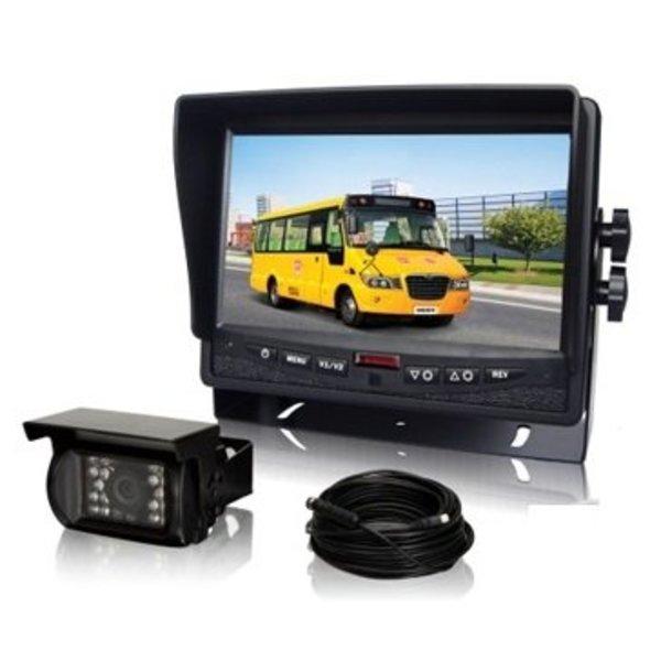 RVS-systemen Achteruitrijcamera set Monitor RVM780 Camera RVC750