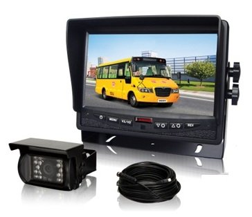 Achteruitrijcamera set R708-750