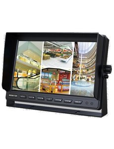 RVS-systemen Achteruitrijcamera set R708-750
