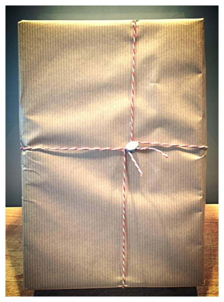 Pilzpaket Lass Dir das Pilzpaket als Geschenk verpacken. Schlicht und besonders.