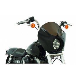 MEMPHIS SHADES QUANTLET QUARTER FAIRING (Voor Dyna & Sportster)