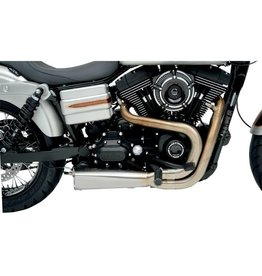 EXHAUST 2-INTO-1 COMPETITION SERIES STAINLESS STEEL