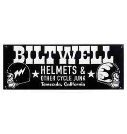 BILTWELL BANNER SKULLS