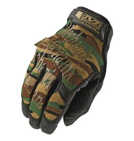 MECHANIX THE ORIGINAL HANDSCHOENEN WOODLAND CAMO