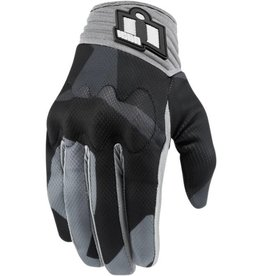 MEN'S ICON 	ANTHEM DEPLOYED™ TOUCHSCREEN GLOVES CAMO GRAY