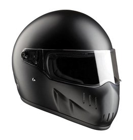 BANDIT FULL FACE HELMET EXX FLAT BLACK