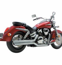 VANCE & HINES BIGSHOTS HONDA VTX 1300 R BOUWJAAR 05-09