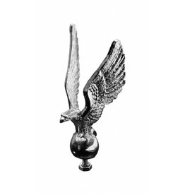 Standing Hawk Ornament