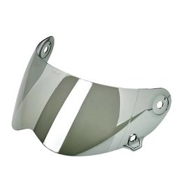 Biltwell BILTWELL LANE SPLITTER VISOR CHROME MIRROR