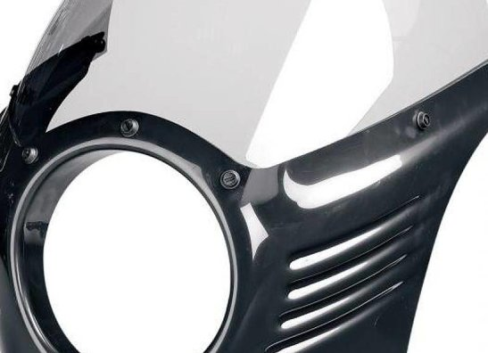 Louvered Fairing