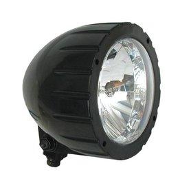 MCS KOP LAMP ABS GROEF  - ROND 11.5 CM