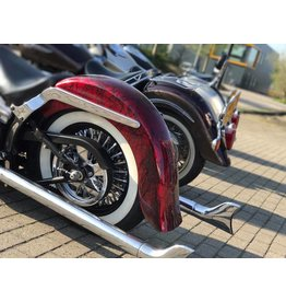 PYTHON FISHTAIL UITLAAT SYSTEMEN - SOFTAILS