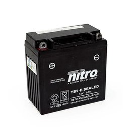 Nitro APRILLIA - SR 125 MOTARD- Bouwjaar - 2012-2014