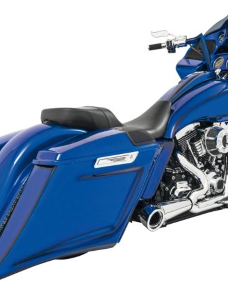 FREEDOM PERFORMANCE FREEDOM PERFORMANCE 2-INTO-1 TURNOUT EXHAUST - 2008 t/m 2016 Rocker & Breakout