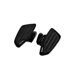Floorboard Set - New Tech Glide  Black (Passagier)
