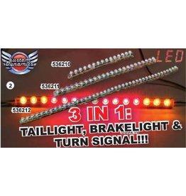 Custom Dynamics INTEGRATED LED LIGHT BAR
