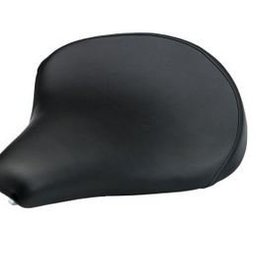 Biltwell SEAT SOLO SMOOTH BLK