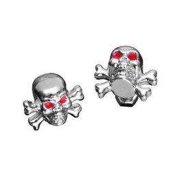 Highway Hawk Skull & Bones Nut