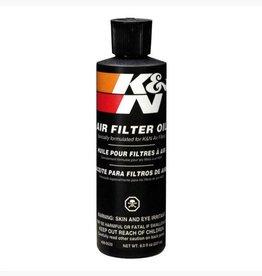 K&N K&N AIRFILTER OIL, 8-OZ SQUEEZE BOTTLE