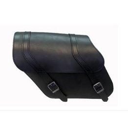 Saddlebag Dyna Left-side Black