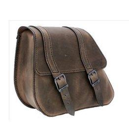 Swingarm Bag H-D Dyna Brown