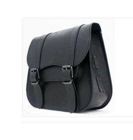 Single sided saddlebag Black