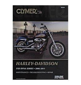 CLYMER SERVICE MANUAL 06-11 DYNA