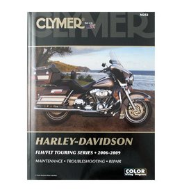 CLYMER SERVICE MANUAL 06-09 TOURING