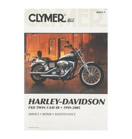 CLYMER SERVICE MANUAL 99-05 DYNA