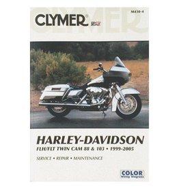 CLYMER SERVICE MANUAL 99-05 88/103 FLT