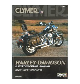 CLYMER SERVICE MANUAL 00-06 SOFTAIL