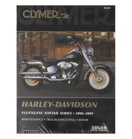 CLYMER SERVICE MANUAL 06-09 SOFTAIL