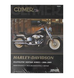 CLYMER SERVICE MANUAL 06-09 SOFTAIL