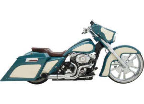 Uitlaat systemen - Harley Davidson
