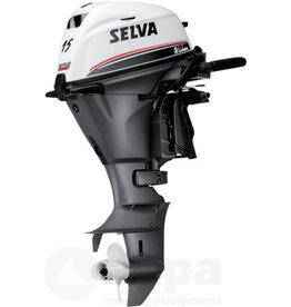 Selva Selva Aussenborder Wahoo 15
