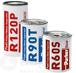 Racor Filter Alle Racor Spin On Marine Filters 30 Micron P