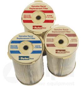 Racor Filter Racor Filtereinsatz 2020 Racor Filtereinsatz 30 Micron RAC2020PM-OR (rot)