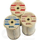 Racor Filter Racor Filtereinsatz 2020 2 Micron RAC2020SM-OR (braun)
