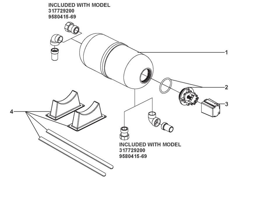 Sealand Sealand Vacuum Pumpe VTRV - Ersatzteile