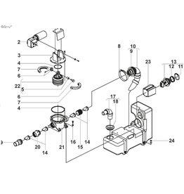Sealand Sealand Vacuum Pumpe VG12 - Ersatzteile