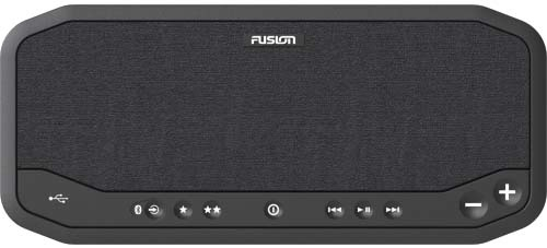 Fusion Panel-Stereo Radio