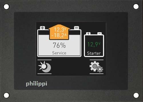 Philippi Batteriemonitor BLS