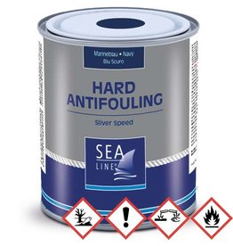 hempel Hard Antifouling Silver Speed