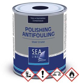 sealine Antifouling Silver Cruise